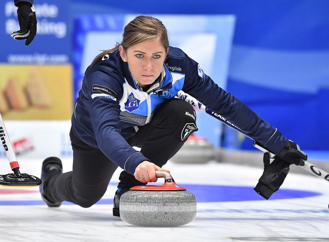 Muirhead has eight national titles to her name (PA Images)