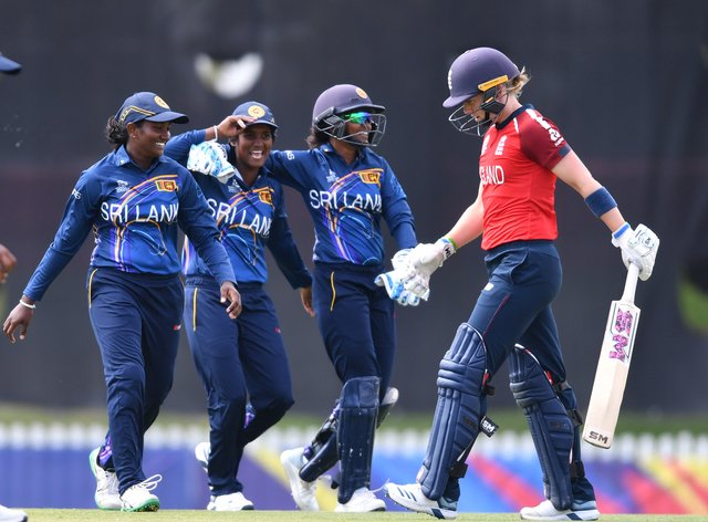 England struggled with both bat and ball in their dismal defeat (PA Images)