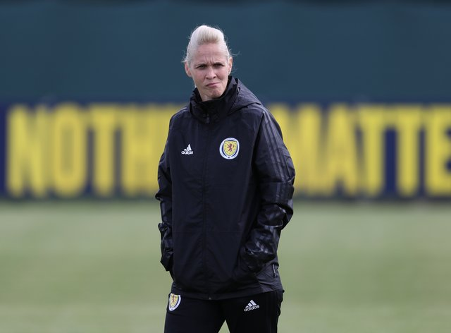 Kerr announced her Pinatar Cup squad yesterday (PA Images)