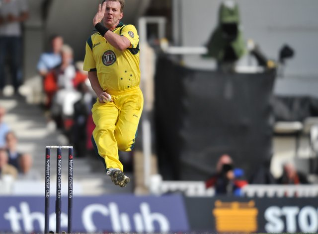 Brett 'Binger' Lee in is one of Australia's all-time great fast bowlers (PA Images)