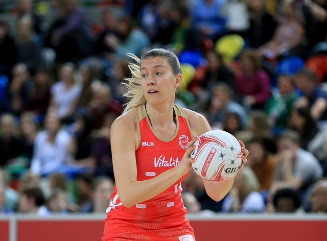 Keable plays for London Pulse and internationally for England (PA Images)