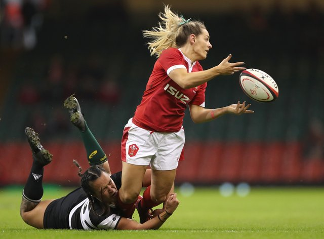 Snowsill has played for Wales for 10 years (PA Images)