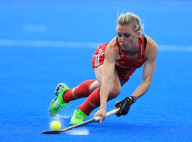 Alex Danson announces her retirement from hockey before Tokyo 2020 (PA Images)
