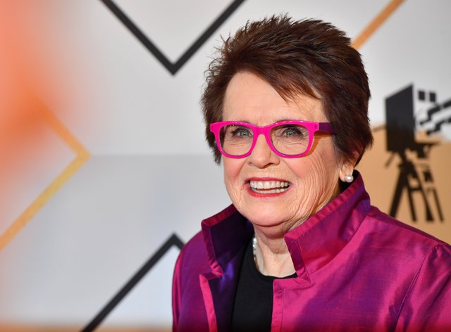 Billie Jean King is the latest trailblazing female to join the Barbie collection (PA Images)