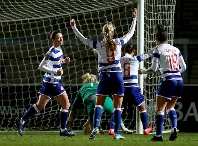 Reading are out of the FA Cup (PA Images)