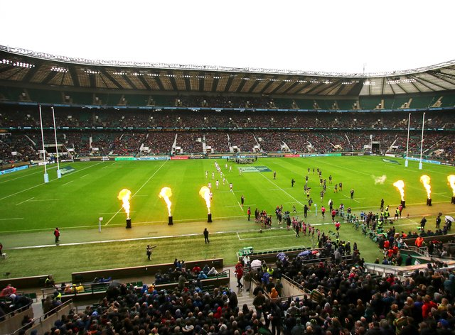 Twickenham being closed is a major drain on revenue for the RFU  (PA Images)