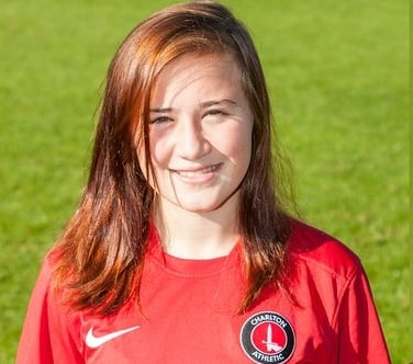 Charlton Athletic have announced the news of Kerr' death (Twitter: Charlton Athletic)