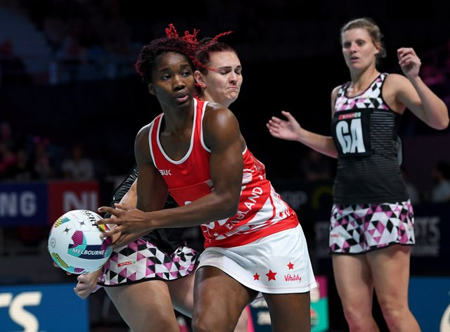Ama Agbeze captained England to Commonwealth victory in 2018 (PA Images)