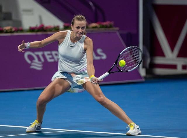 Kvitova has not won a WTA Tour event since last April in Stuttgart (PA Images)