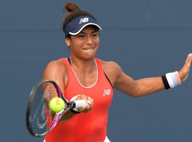Watson has not won a WTA Tour title for nearly four years (PA Images)