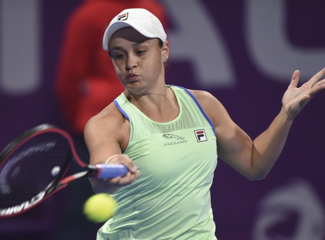 Barty showed why she is the current world No. 1 (PA Images)