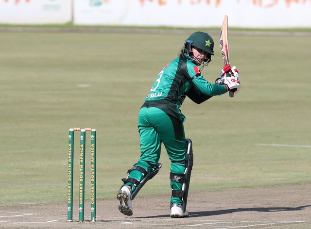 Maroof won't play any further part in the T20 World Cup (PA Images)