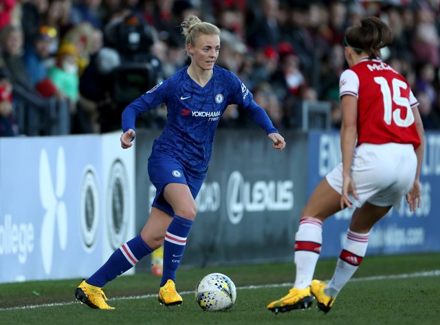 Ingle moved from Liverpool to Chelsea in 2018 (PA Images)
