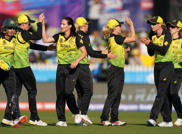 Australia have reached the semi-finals (PA Images)