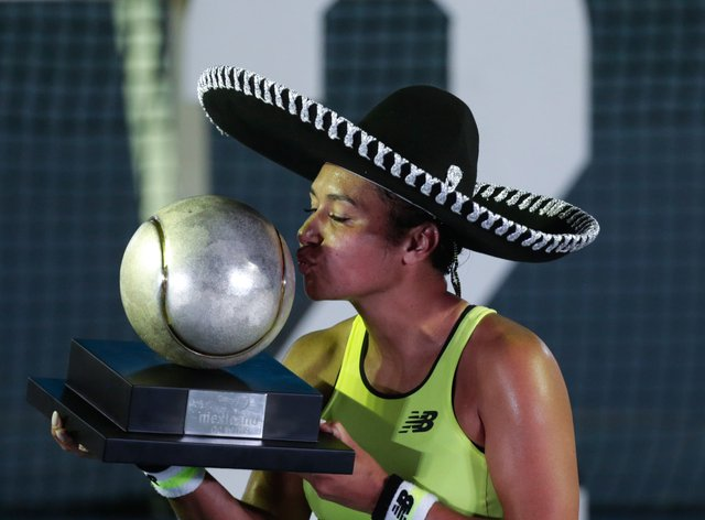 Watson won her first WTA title in nearly four years at the Mexican Open last week (PA Images)