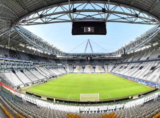 The Juventus Stadium has a capacity of 41,507 (PA Images)