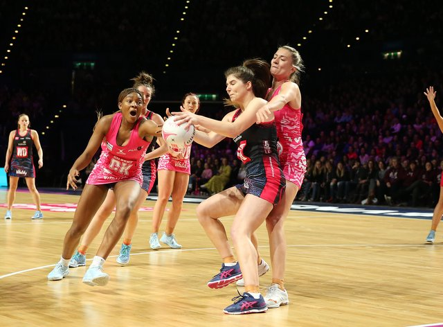 London Pulse win two from two in the Vitality Netball Superleague (PA Images)