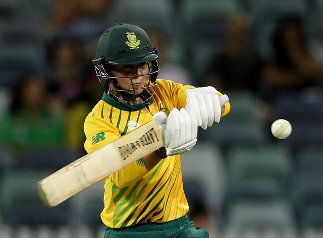 Kapp not only opens the bowling but also bats at number three (PA Images)