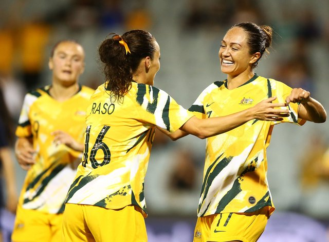 Kyah Simon says she has no fears over travelling to Tokyo (PA Images)