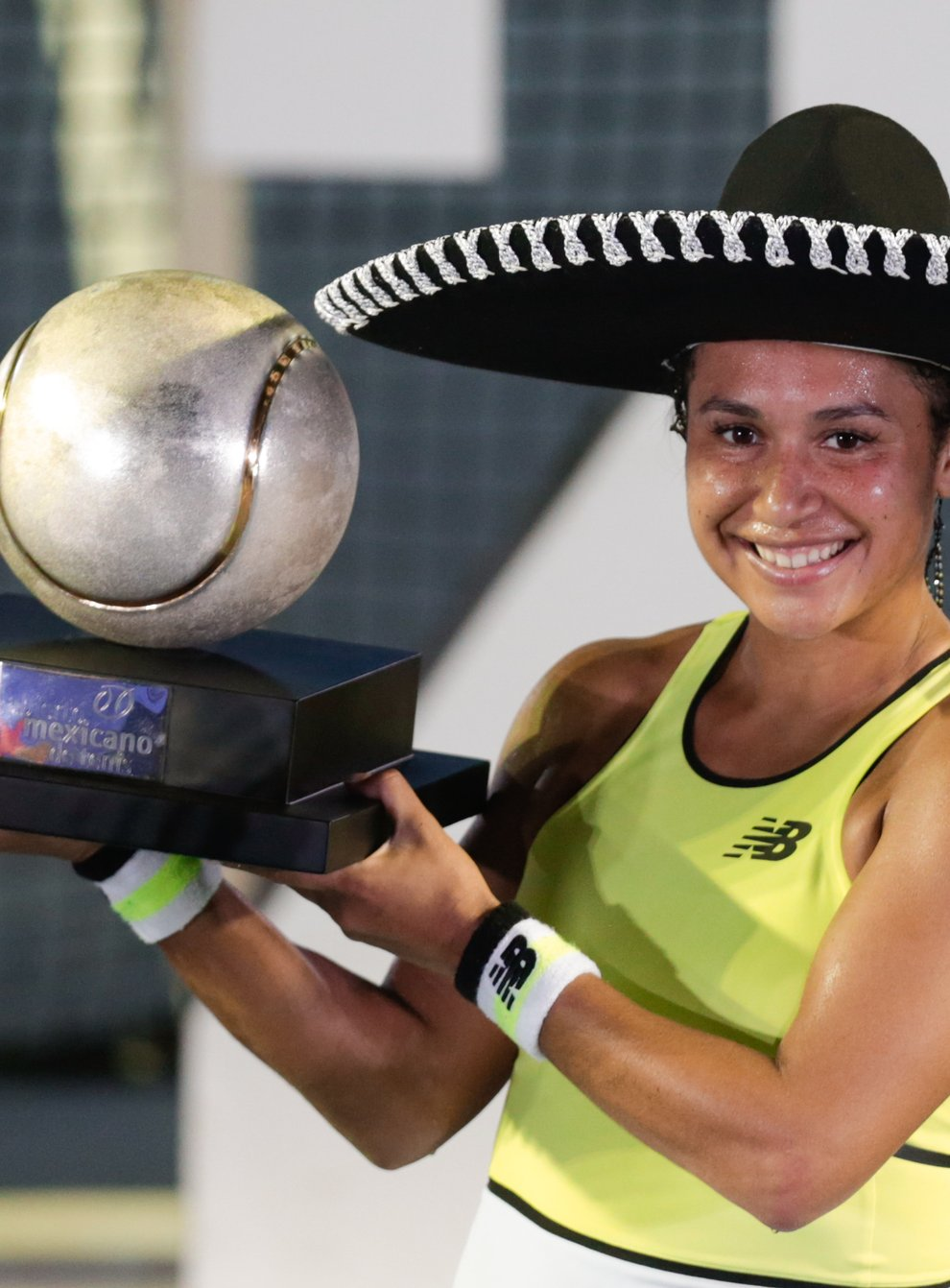 Watson won her fourth WTA title at the Mexican Open last month (PA Images)