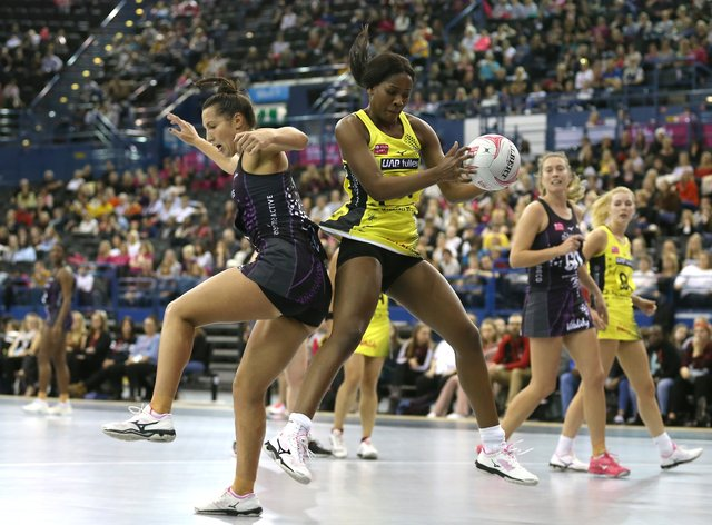 The Vitality Netball Superleague is a case of business as usual despite the corona pandemic (PA Images)
