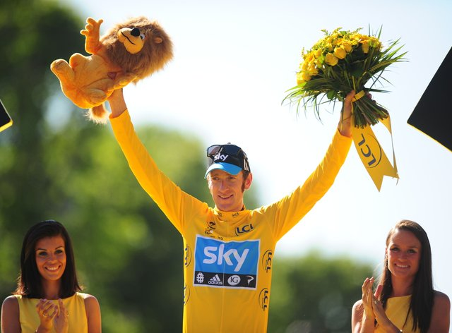 Wiggins became the first Briton to win the Tour de France back in 2012 (PA Images)