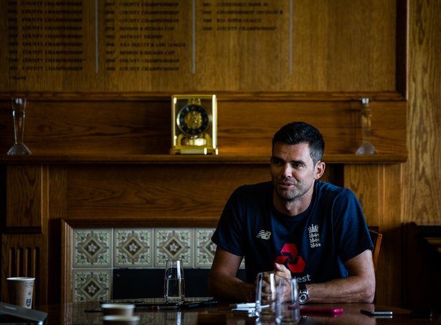 England's leading wicket taker admits he is anxious about the current pandemic (PA Images)