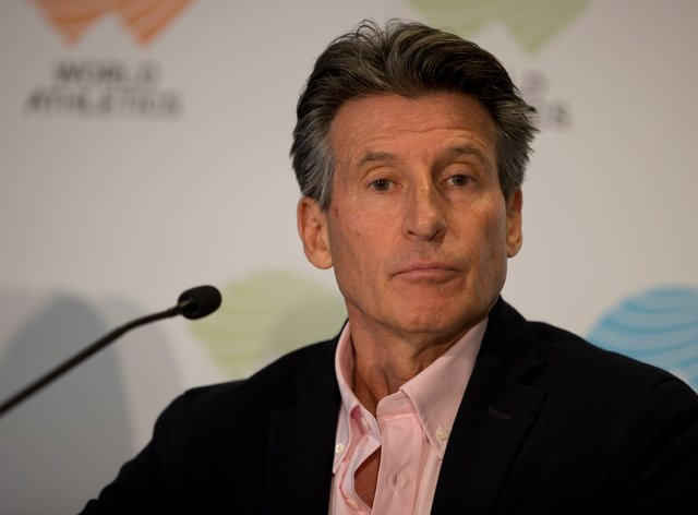 Sebastian Coe has urged caution on making a rash decision about the Tokyo Games (PA Images)
