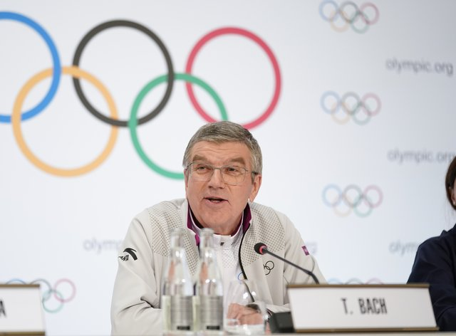 Thomas Bach has announced that they are not planning on cancelling Tokyo 2020 (PA Images)