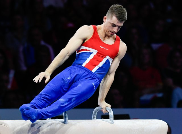 Whitlock won two gold medals at the 2016 Rio Olympics (PA Images)