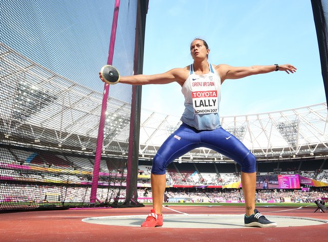 Lally represented Team GB at the Rio Games four years ago (PA Images)