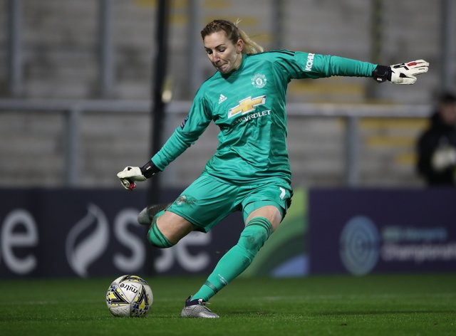 Man United Goalkeeper Siobhan Chamberlain Reveals Women S Super League Clubs Don T Provide Maternity Benefits Newschain