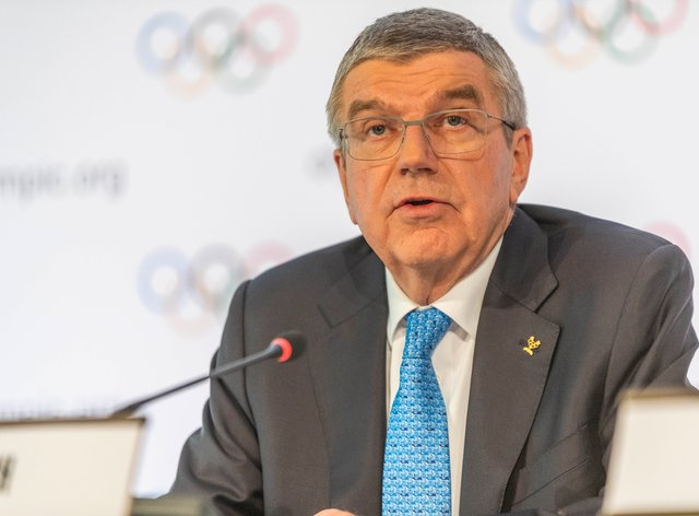 Bach accepts the Games cannot afford to be postponed again (PA Images)
