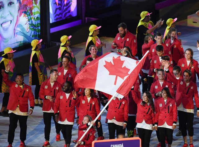 Canada will not be present should the games go ahead (PA Images)
