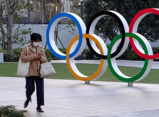 The Olympics in Tokyo have been delayed until next year (PA Images)