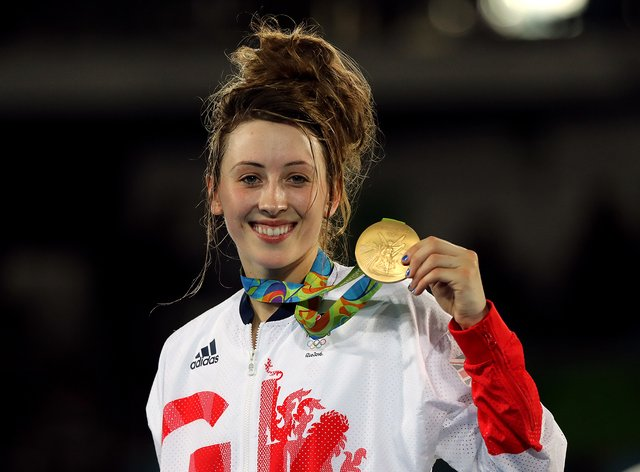 Jones won gold at the London and Rio Games and will make history if she wins again in Tokyo (PA Images)