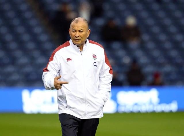Eddie Jones has now taken a pay cut (PA Images)