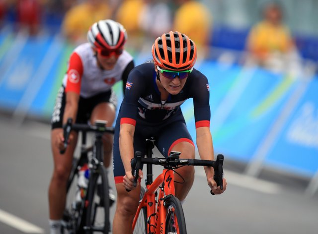 Deignan missed out on a medal at the 2016 Rio Games (PA Images)