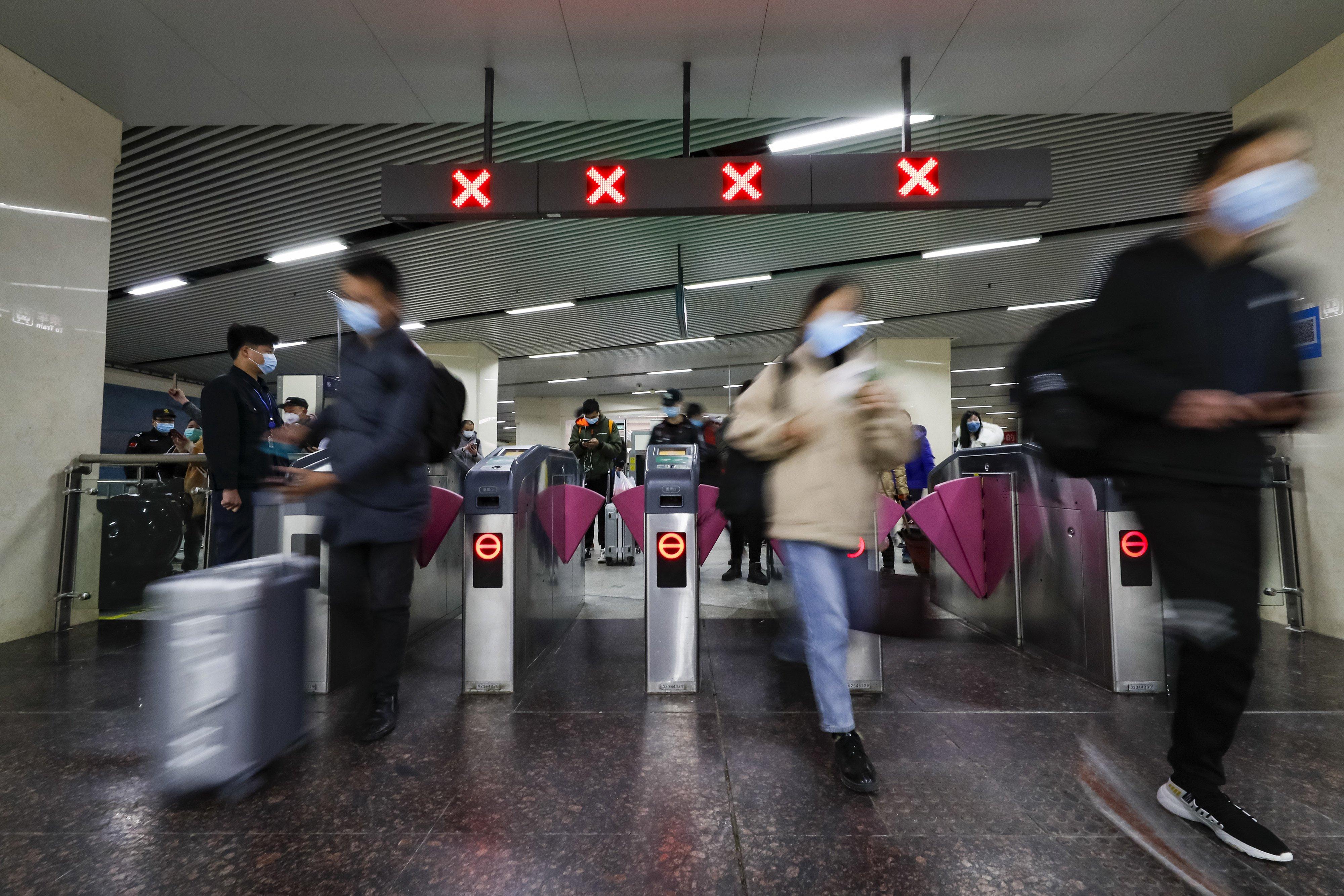 Wuhan re-opens
