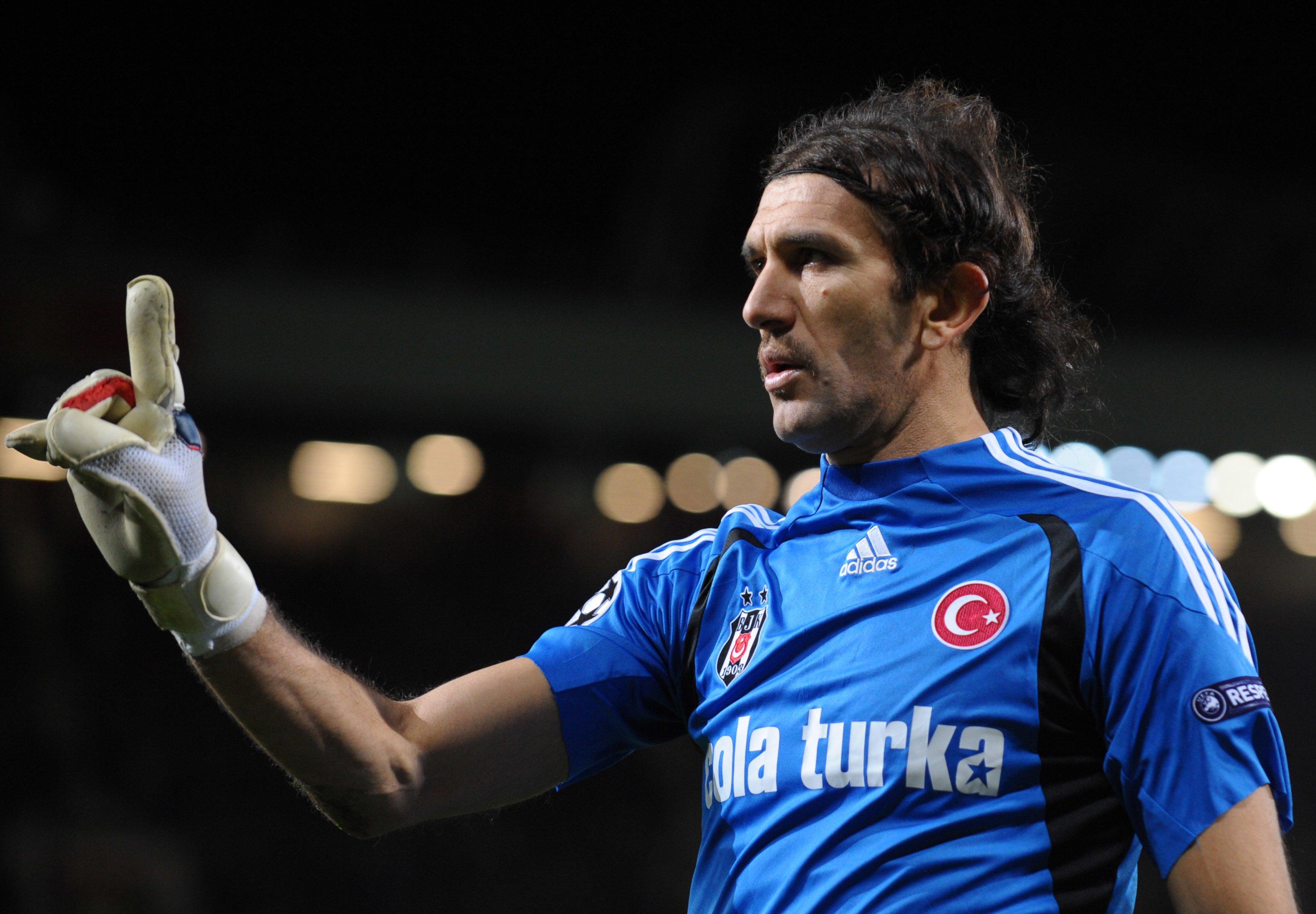 Turkey football legend 'critical'
