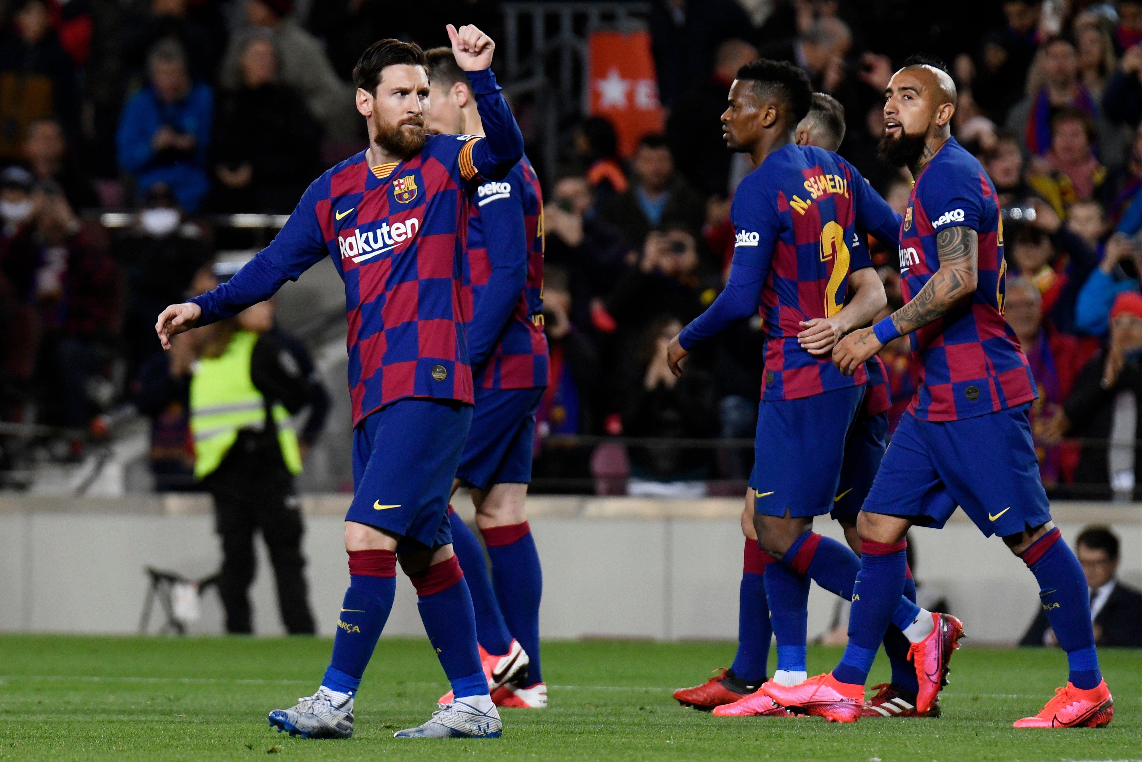It's all a bit Messi!