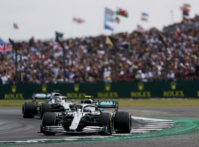 Lewis Hamilton won last year's British Grand Prix for a record sixth time (PA Images)