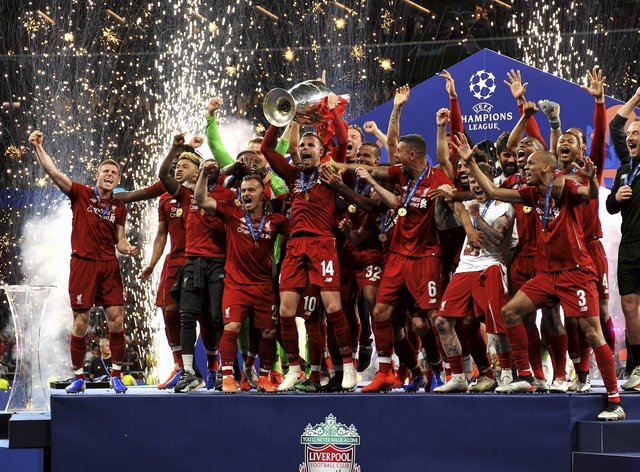 Liverpool won the Champions League last season but have already been eliminated this year (PA Images)