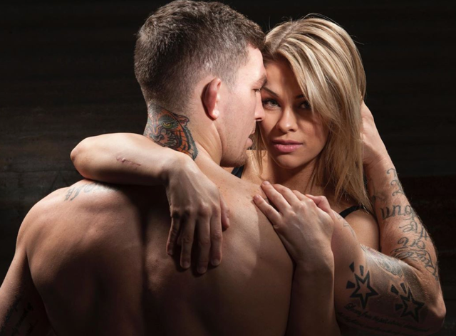 UFC star Paige VanZant and MMA fighter husband Austin Vanderford share their naked training routine during lockdown | NewsChain