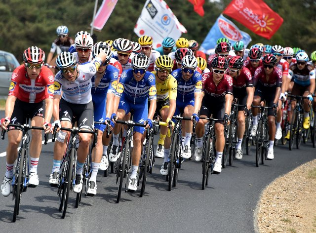 More doubts have been raised about the Tour de France going ahead after the UCI's extended suspension (PA Images)