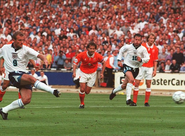 Great matches from the 1996 European Championships will be aired this summer (PA Images)