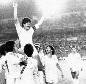 Former Madrid star Goyo Benito has died after a long illness (Twitter: @RMadridInfo)