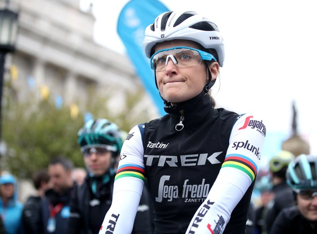 Deignan had her sights set on the Olympic road race this year (PA Images)