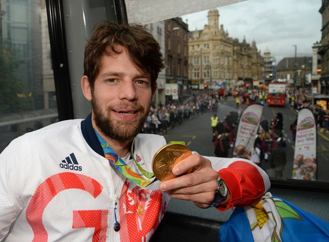 Tom Ransley has been part of Team GB for over 11 years (PA Images)