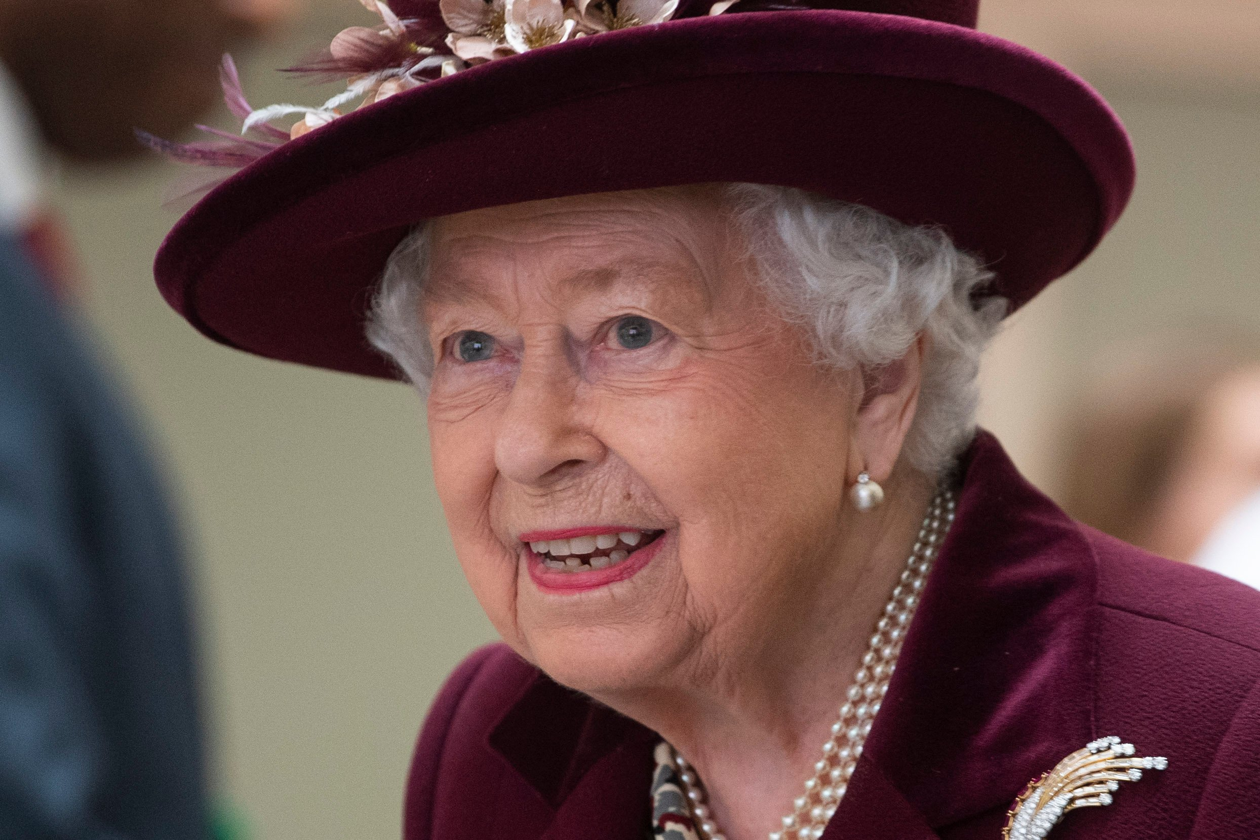 Queen's message to nation